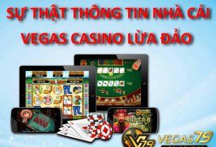 vegas casino lừa đảo