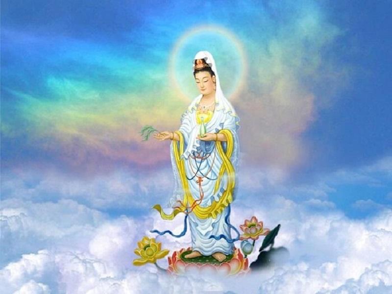 Mộng thấy Phật Bà Quan Âm nên đánh đề con gì?