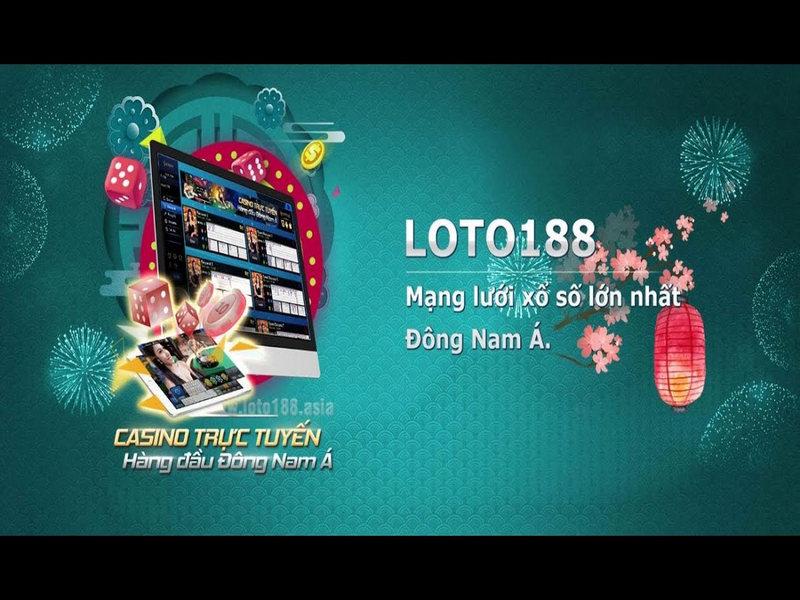 Hướng dẫn cá cược loto188 trên di động