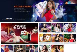Hướng dẫn chơi Baccarat tại nhà cái casino CMD368