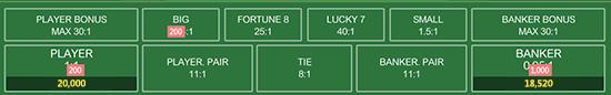 Hướng dẫn chơi Baccarat tại nhà cái casino Fb88