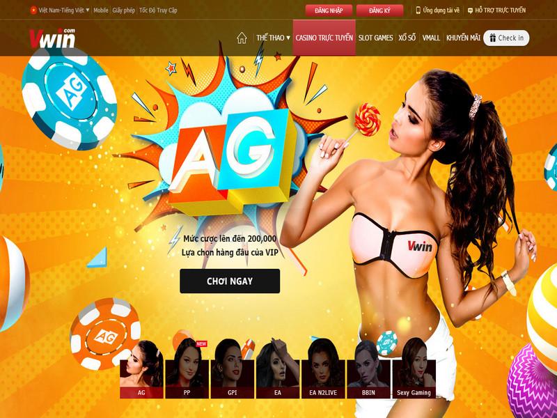 Hướng dẫn chơi Baccarat trực tuyến tại nhà cái casino Vwin
