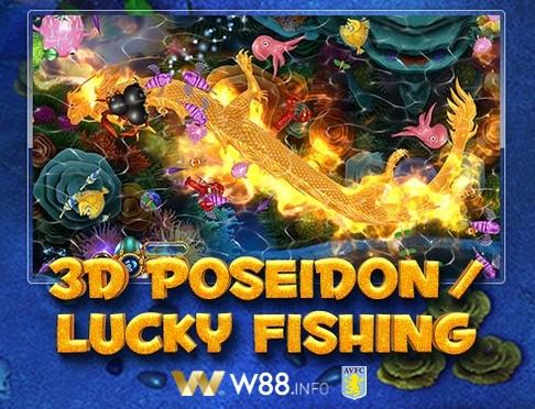 Hướng dẫn chơi bắn cá đổi thưởng tại nhà cái W88