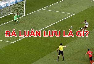 Penalty là gì? Loạt đá luân lưu là gì?