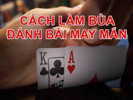 Cách làm bùa đánh bài may mắn, trăm trận trăm thắng