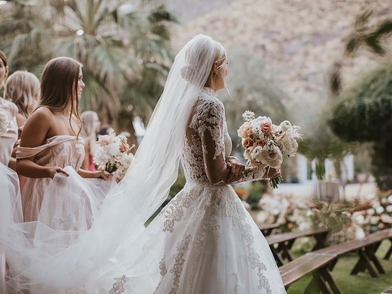 Giải mã giấc mơ thấy đám cưới của mình 1