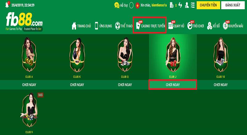 Hướng dẫn cách chơi Poker 3 lá trực tuyến tại nhà cái FB88