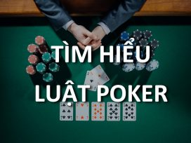 luật poker