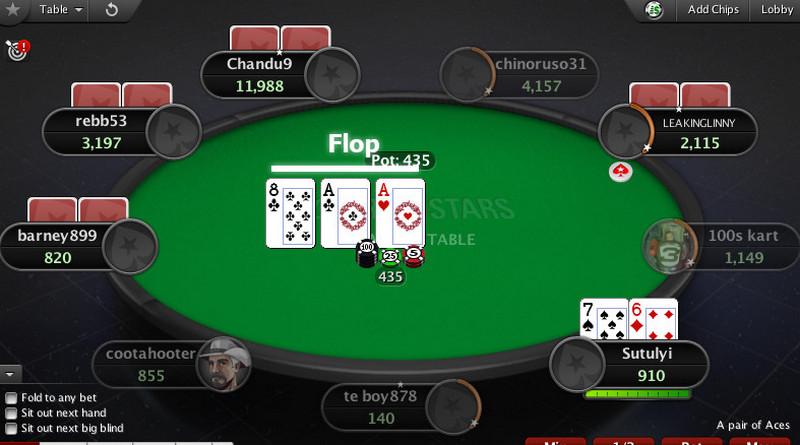 Texas holdem poker là gì? Cách chơi poker texas 2