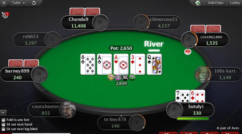 Texas holdem poker là gì? Cách chơi poker texas 4