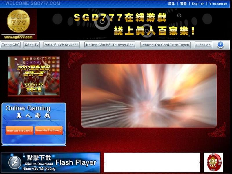 Tìm hiểu và đánh giá cụ thể về nhà cái SGD777 Casino