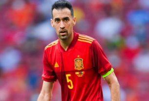 Ai sẽ thay thế Busquets cùng Tây Ban Nha dự Euro 2021?
