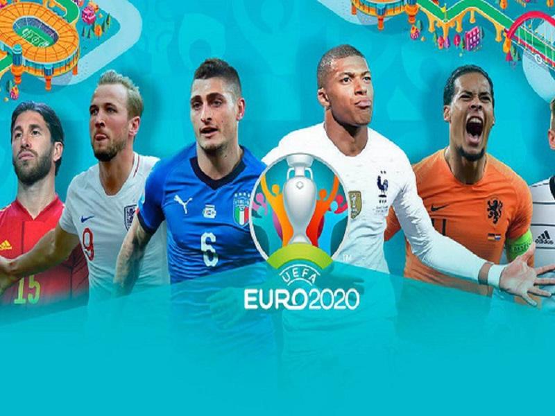 Bảng thi đấu Euro 2020 và những điều cần biết