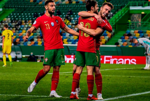 Bồ Đào Nha mang đến EURO 2021 chân chuyền thượng hạng Bruno Fernandes