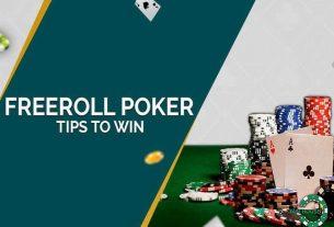 Cách đặt cược poker khi chơi tournament freeroll cho người mới