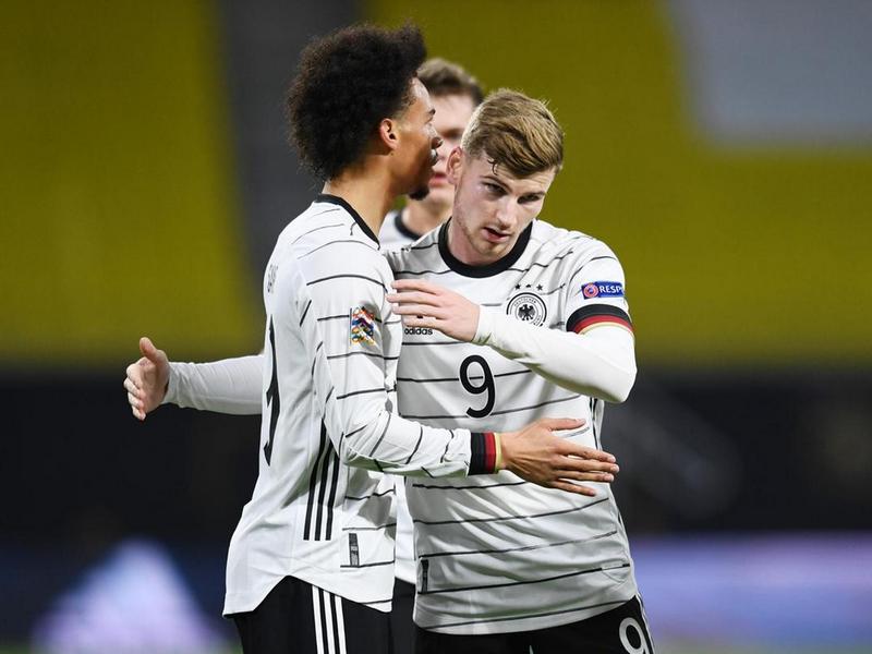 'Cỗ xe tăng' Đức liệu có vô địch Euro 2021, với 'chân gỗ' Timo Werner? 1