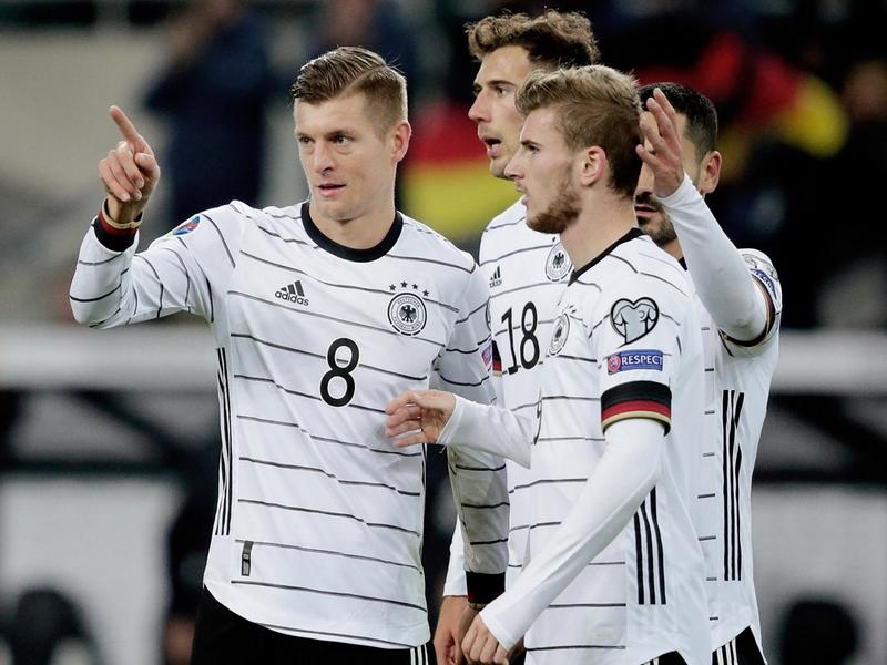 'Cỗ xe tăng' Đức liệu có vô địch Euro 2021, với 'chân gỗ' Timo Werner?