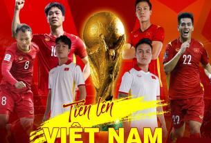 Cùng nhìn lại những dấu chân lịch sử của ĐT Việt Nam ở vòng loại World Cup 2022