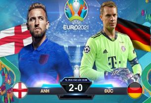Đánh bại Đức, Tam Sư thẳng tiến vào tứ kết Euro 2021