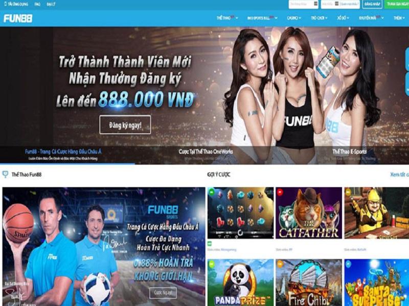 Đánh giá top 10 trang casino trực tuyến uy tín nhất hiện nay