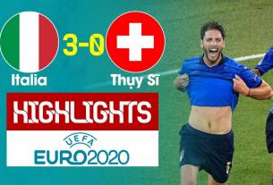 Đội bóng đầu tiên được xác định vượt qua vòng bảng EURO 2021