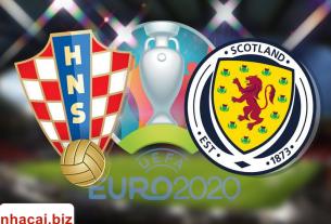 Đội hình dự kiến Croatia vs Scotland tại bảng D Euro 2021