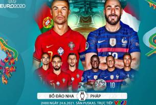Đội hình ra sân dự kiến Bồ Đào Nha vs Pháp tại bảng F EURO 2021