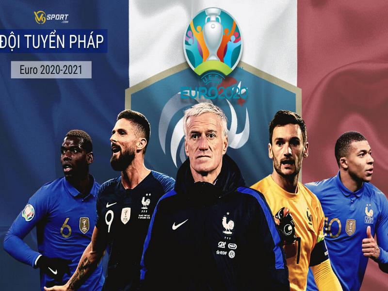 Đội Tuyển Pháp bật mí tiền thưởng cho chức vô địch Euro 2021 1