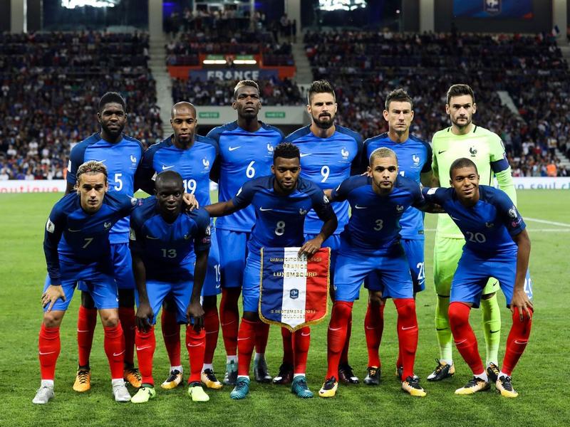 Đội Tuyển Pháp bật mí tiền thưởng cho chức vô địch Euro 2021