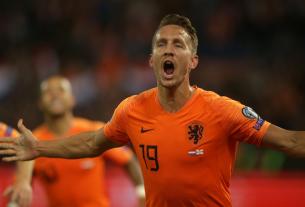 ĐT Hà Lan đón nhận tin buồn trước vòng 1/8 Euro 2021