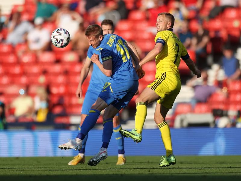 Hạ gục Thụy Điển, Ukraine giành vé cuối cùng vào tứ kết Euro 2020 1