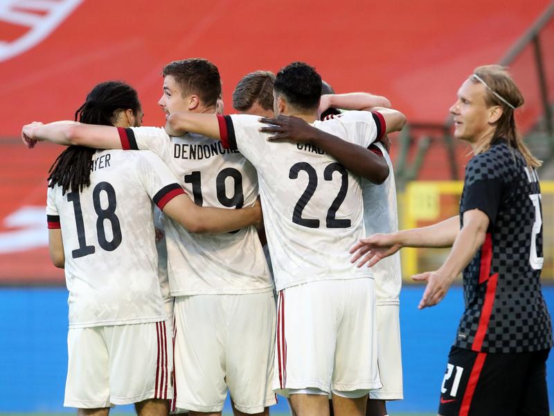 Hà Lan, Anh, Bỉ cùng nhau thắng trận trước ngày tham gia EURO 2021 1