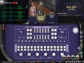 Hướng dẫn cách chơi Sicbo tại nhà cái Dubai casino