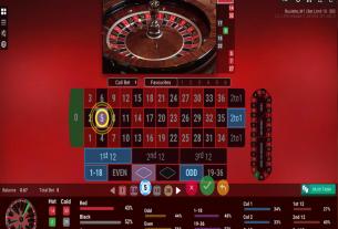 Hướng dẫn chơi cò quay Roulette tại nhà cái 188Bet chi tiết