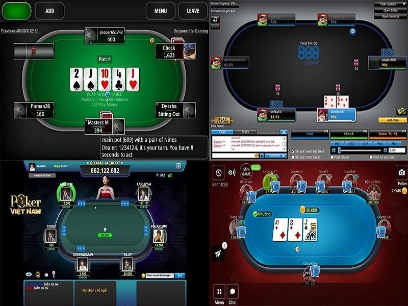 Hướng dẫn chơi Poker ở vòng Pre-Flop