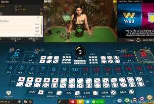 Hướng dẫn chơi tài xỉu online dễ thắng tại nhà cái cá cược W88