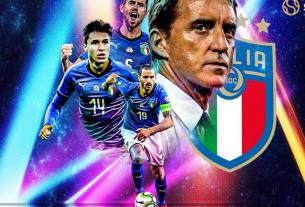 Italy đi vào lịch sử Euro với 30 trận bất bại