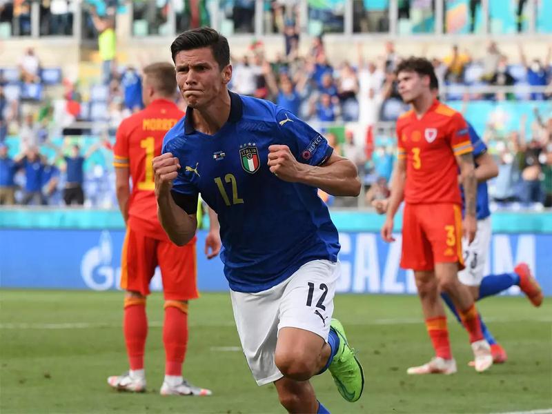 Italy toàn thắng tại vòng bảng Euro 2021 1