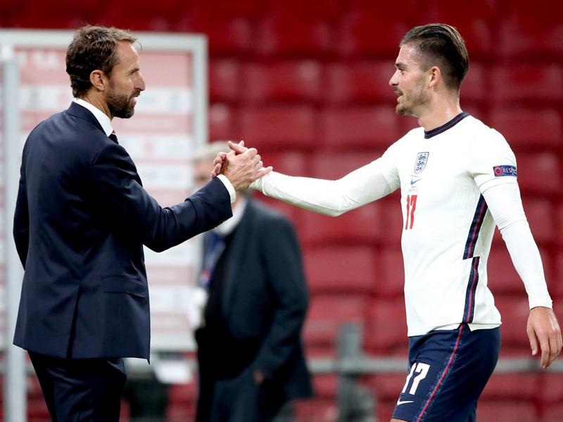 Jack Grealish và cái bóng David Beckham tại Euro 2021