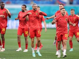 Nghi vấn BTC EURO 2021 'chèn ép' Bỉ, bắt di chuyển xa liên tục