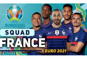 Pháp xứng danh ứng cử viên vô địch Euro 2020