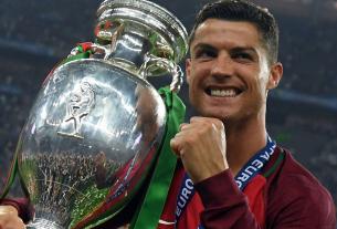 Ronaldo chính thức chia sẻ về tham vọng ở Euro 2021