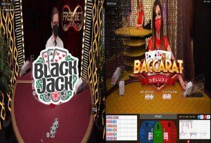 So sánh giữa trò chơi Baccarat và Blackjack – Điểm giống và khác nhau