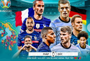Thần Rùa tiên tri dự đoán kết quả Pháp vs Đức ở vòng bảng EURO 2021