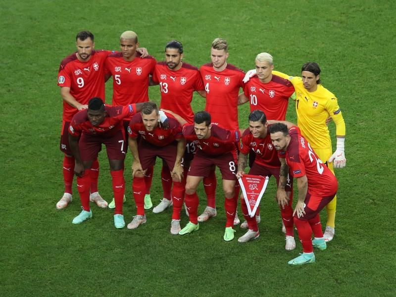 Thụy Sĩ đang xếp thứ 3 bảng A Euro 2021, kết quả chờ các bảng sau 1