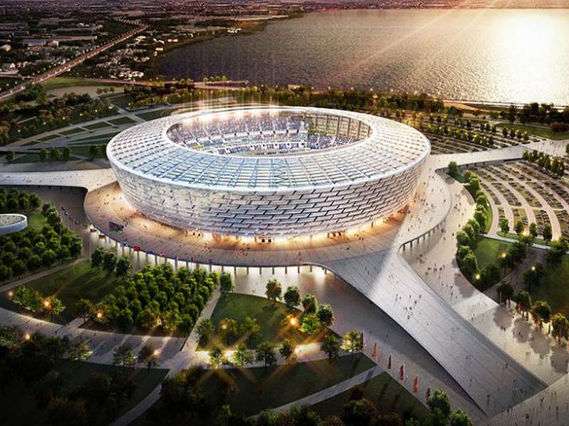 Tìm hiểu 11 sân vận động tổ chức các trận đấu tại EURO 2021 5