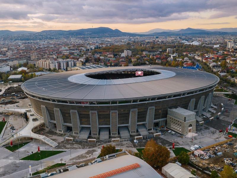 Tìm hiểu 11 sân vận động tổ chức các trận đấu tại EURO 2021 7