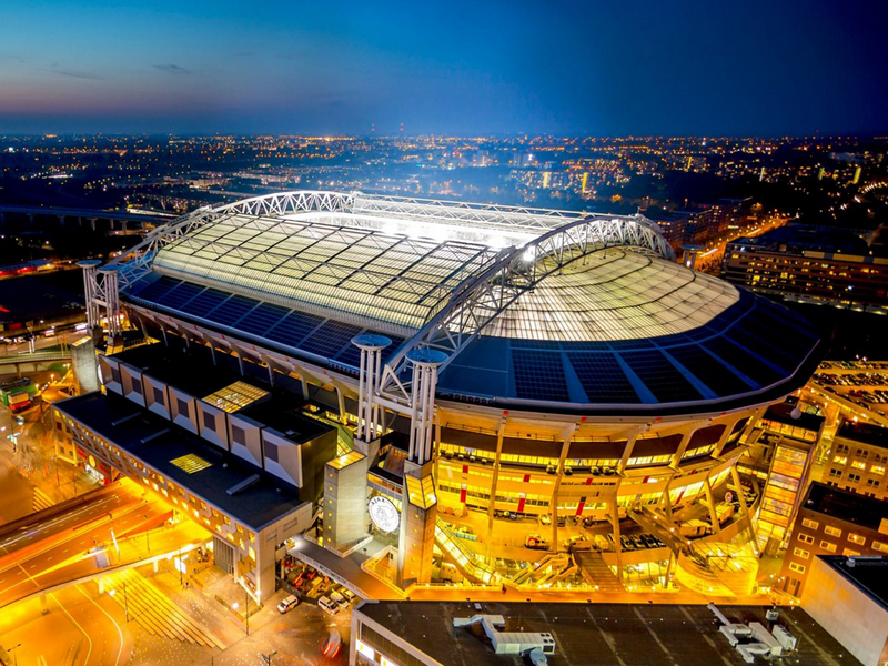 Tìm hiểu 11 sân vận động tổ chức các trận đấu tại EURO 2021 8