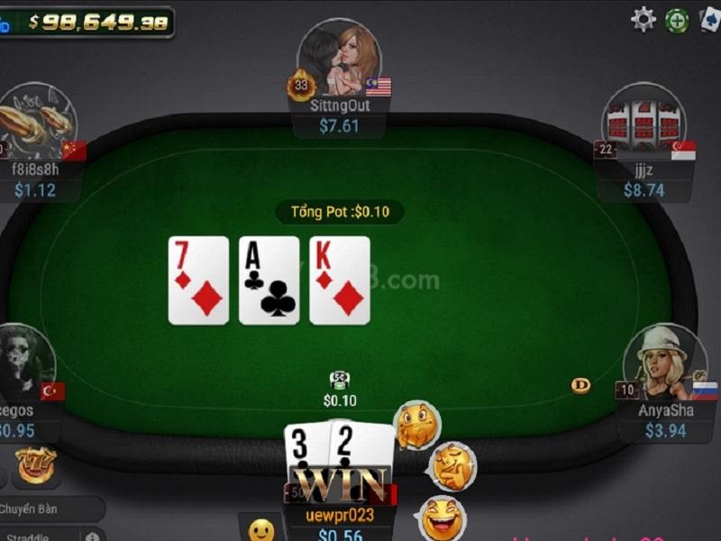 Tìm hiểu 8 lời khuyên giúp bạn chơi Poker online giỏi hơn