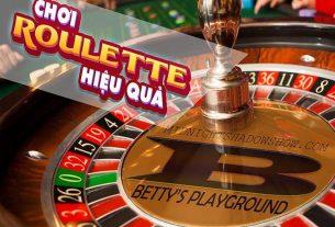 Tìm hiểu các chiến thuật chơi Roulette đánh bại mọi nhà cái